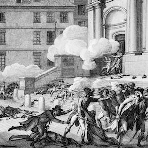 The Journée of 13 Vendémaire