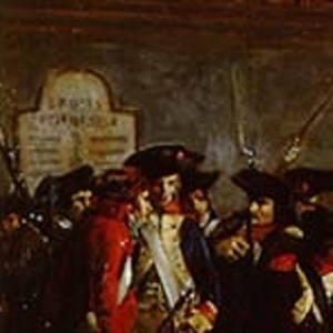 Thumbnail of death of Robespierre