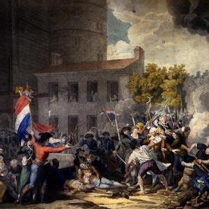 Seizure of the Bastille