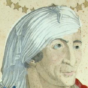 Thumbnail of bust of Marat