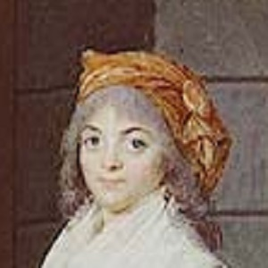 Thumbnail of painting of young girl