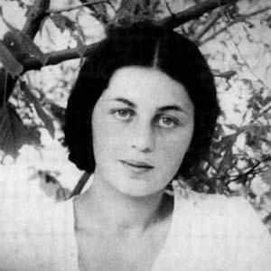 Photograph of Anna Larina