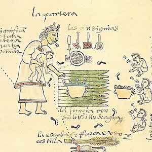 Birth Rituals in the Codex Mendoza thumbnail image