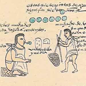 Thumbnail image of Disciplining Children in the Codex Mendoza