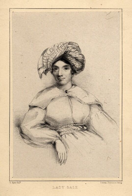 Lady Florentia Sale