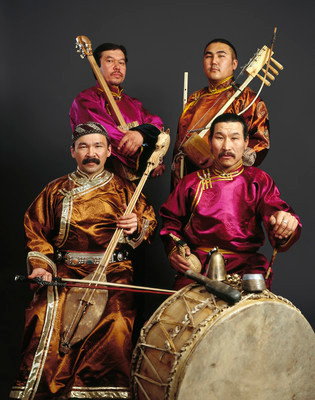 Huun-Huur-Tu Throat Singers