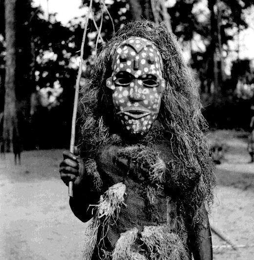 Image titled Ekpe (Igbo) mask Ubakala
