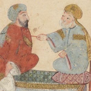 Illustration from The Maqamat of al-Hariri thumbnail image