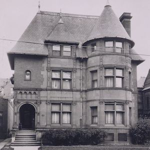 Thumbnail image of a three story mansion