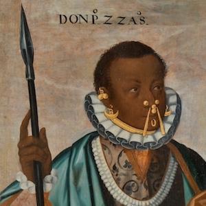 Thumbnail image of Los tres mulatos de Esmeraldas
