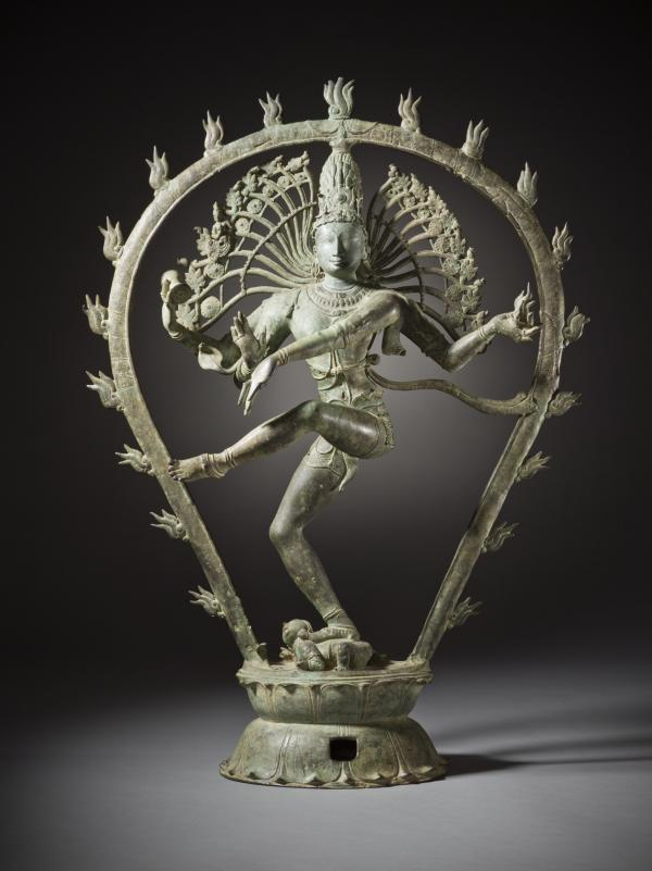 Shiva as the Lord of Dance