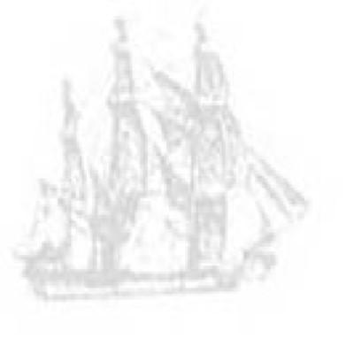 A three masted ship