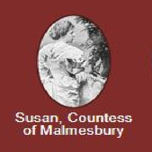 Detail of Victorian Women Writers Project home page showing Susan, Countess of Malmesbury