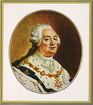 Portrait of King Louis XVI