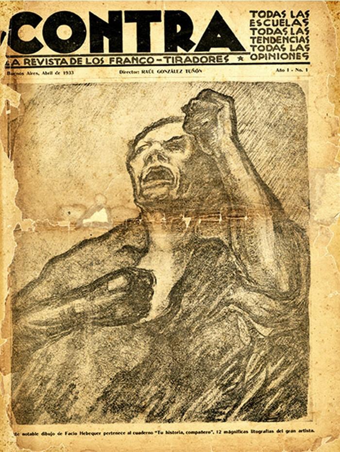 Image of Contra magazine