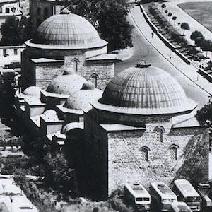 Haseki Hürrem Baths in Istanbul