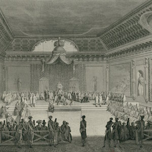 Assembly of Notables, Held at Versailles