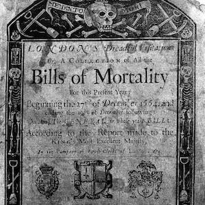 Thumbnail of Bill of Mortality
