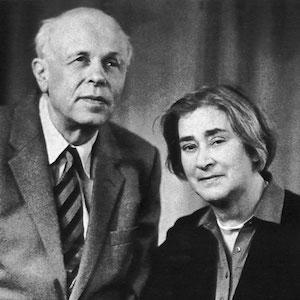 Andrei Sakharov and Elena Bonner