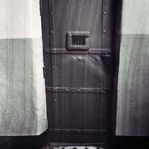Cell Door in Lubyanka Prison