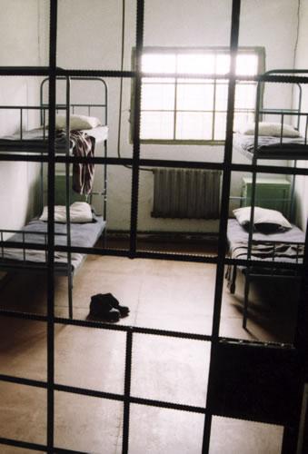 Perm-36 Barrack Cell