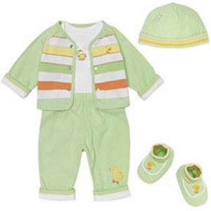 Newborn Outfit image thumbnail