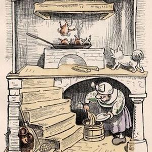 Thumbnail of children's story illustration