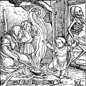 Thumbnail of dance of death illustration