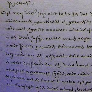 Deposition of Jan Joosten