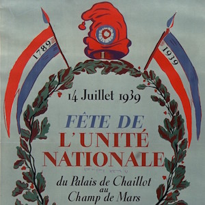 Festival of National Unity, 14 July 1939