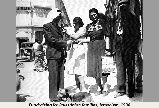 Fundraising for Palestinian Families in Jerusalem
