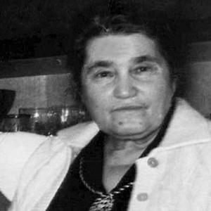Black and white photograph of Evgenia Ginzburg
