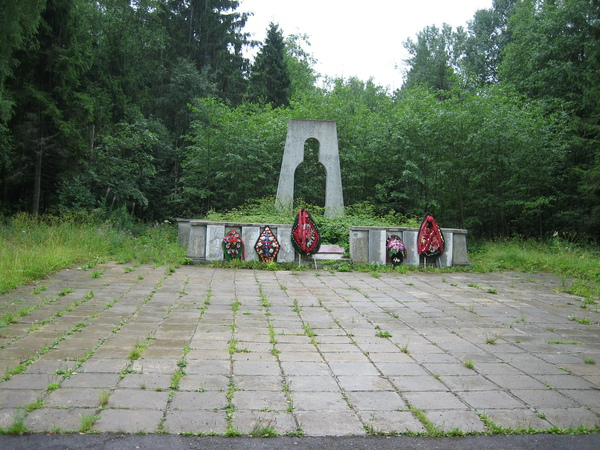 Photograph of Gulag Memorial in Yaroslavl, Russia