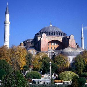 Thumbnail image of the Hagia Sophia
