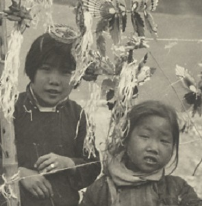 Thumbnail of two little girls