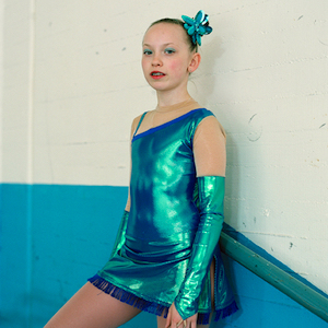 Thumbnail of a young female ice skater