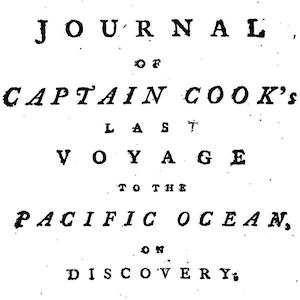 A Journal of Captain Cook's Last Voyage to the Pacific Ocean thumbnail image