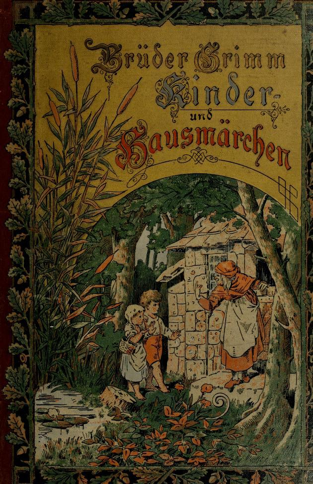 Brothers Grimm cover