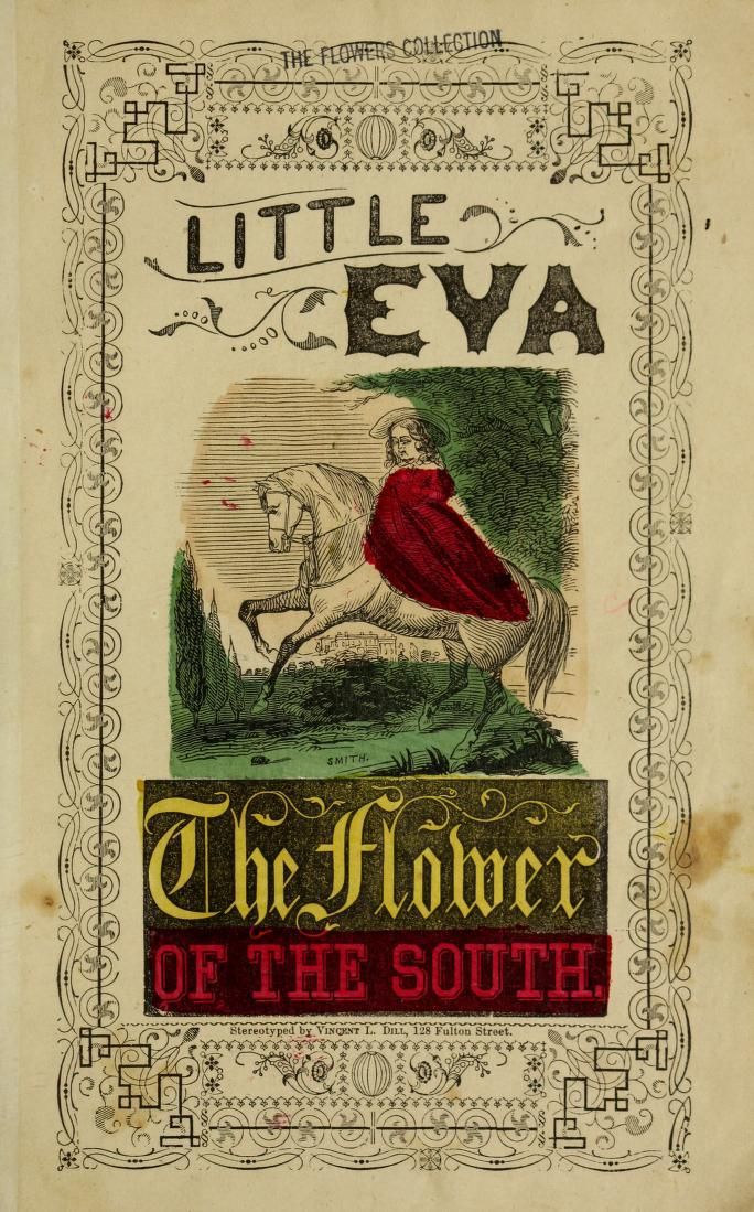 Little Eva, The Flower of the South cover
