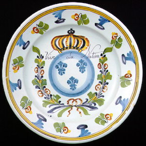 Plate: Long Live the Nation