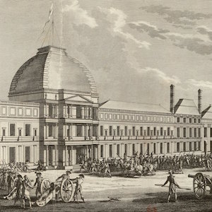 Thumbnail of print of demonstration