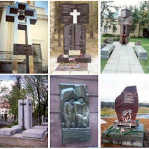 Monuments in Honor of Political Repression Victims