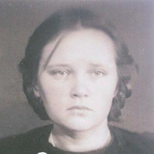 Evgeniia Mikhailovna Peunkova Mug Shot