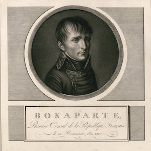 Bonaparte, First Consul of the French Republic
