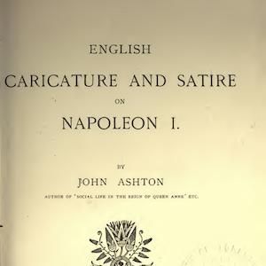 A Popular English Broadside (1821)