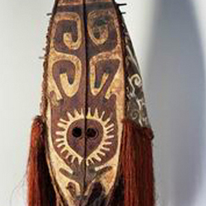 Image thumbnail of Boys' Initiation Mask (keweke)