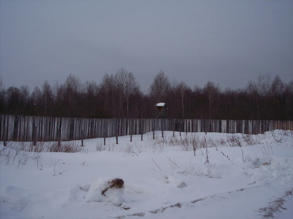 Perimeter Fence of Perm 36
