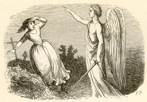 Folktale illustration