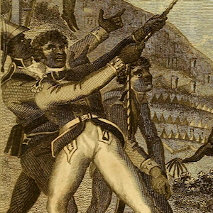Revenge Taken by the Black Army for the Cruelties Practised on Them by the French