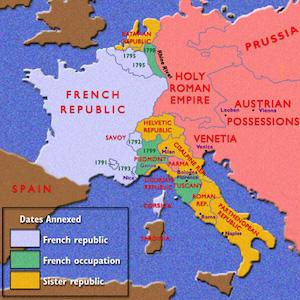 Revolutionary France 1799